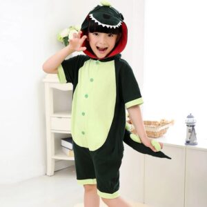 Krótkie piżamy dla dzieci